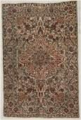 Antique Lavar Kerman Rug 45 x 68 135 x 203 cm