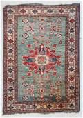 "Afghan Rug: 3'2"" x 4'4"" (95 x 131 cm)"