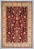 "Mansion-Size Afghan Rug: 12'3"" x 17'2"" (373 x 523 cm)"