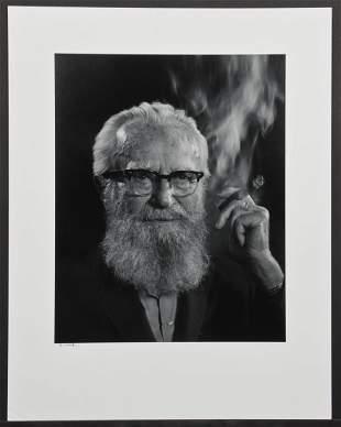 Yousuf Karsh (1908-2002) Edward Steichen