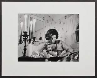 Alfred Eisenstaedt (1898-1995) Life Photo of Jackie
