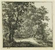 Anthonie Waterloo Engraving