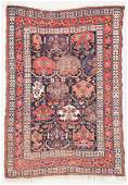 Antique Afshar Rug 39 x 56 114 x 168 cm