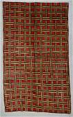 "Mid Century Modern Turkish Carpet: 5'10"" x 9'8"" (178 x"
