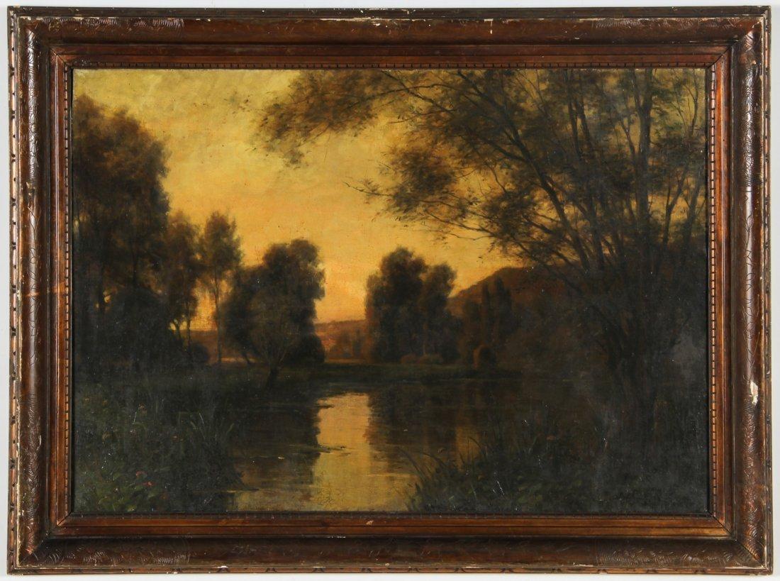 Louis Aston Knight (American, 1873-1948) Twilight