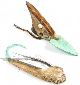 Early Oceanic Fishing Lures