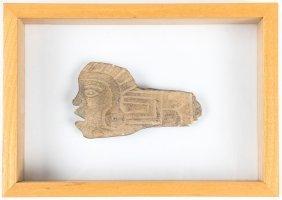 Pre Columbian Style Ornament