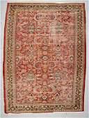 Antique Sultanabad Rug 98 x 134 295 x 407 cm