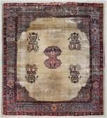 Antique Sultanabad Rug 810 x 911 269 x 302 cm