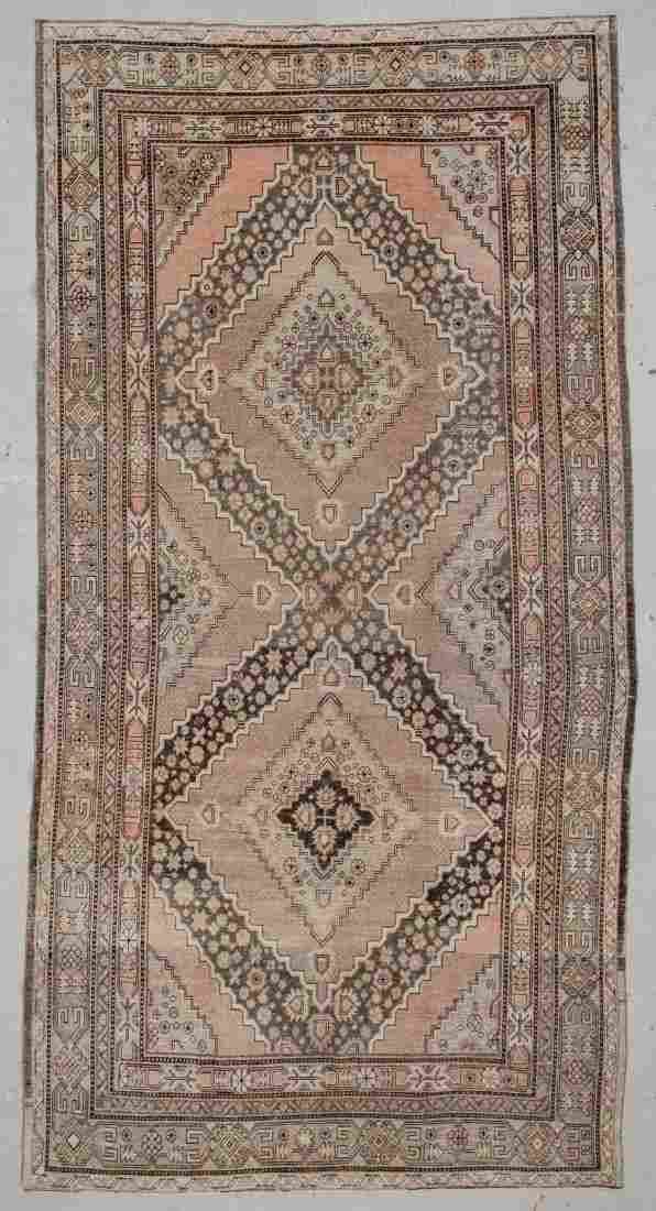 "Antique Khotan Rug: 6'8"" x 13'5"" (203 x 409 cm)"
