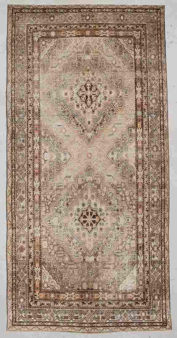 "Antique Khotan Rug: 6'8"" x 13'3"" (203 x 404 cm)"