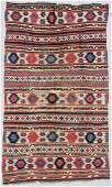 Antique Caucasian Shirvan Kilim 52 x 89 157 x 267