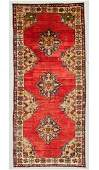 SemiAntique Turkish Village Rug 48 x 105 142 x