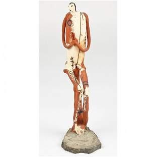 Robert D. Brady (b. 1946) Sculpture