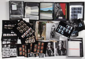 Paul Rowland Studio Photography Archive: 9 Portfolios