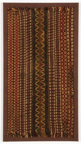 2 Pre-columbian Chancay Panels, 1100-1400 Ce
