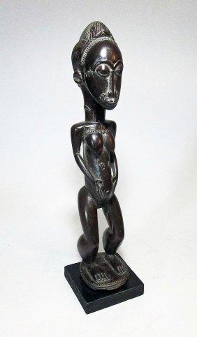 Baule Female Dream Oracle Figure