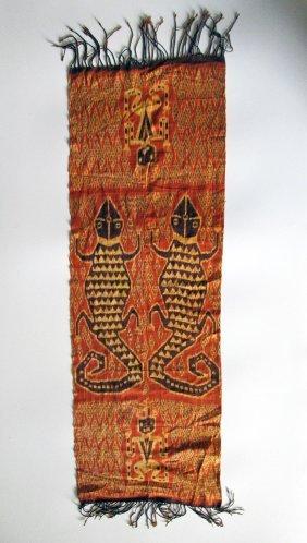 Sulawesi Handspun Ikat Sash
