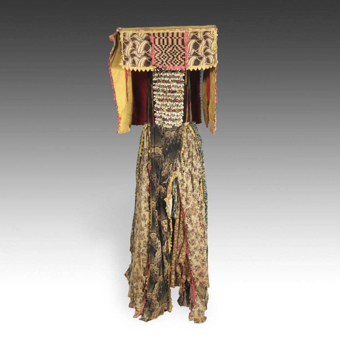 Yoruba Egungun Costume