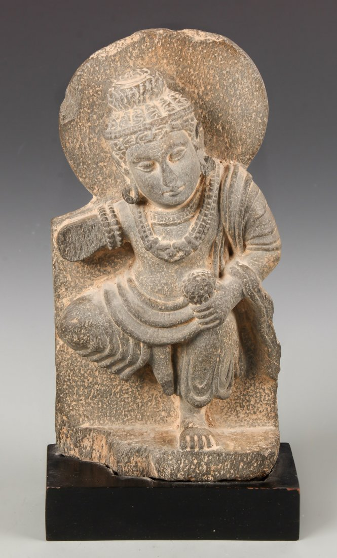 Southeast Asian Stone Stele
