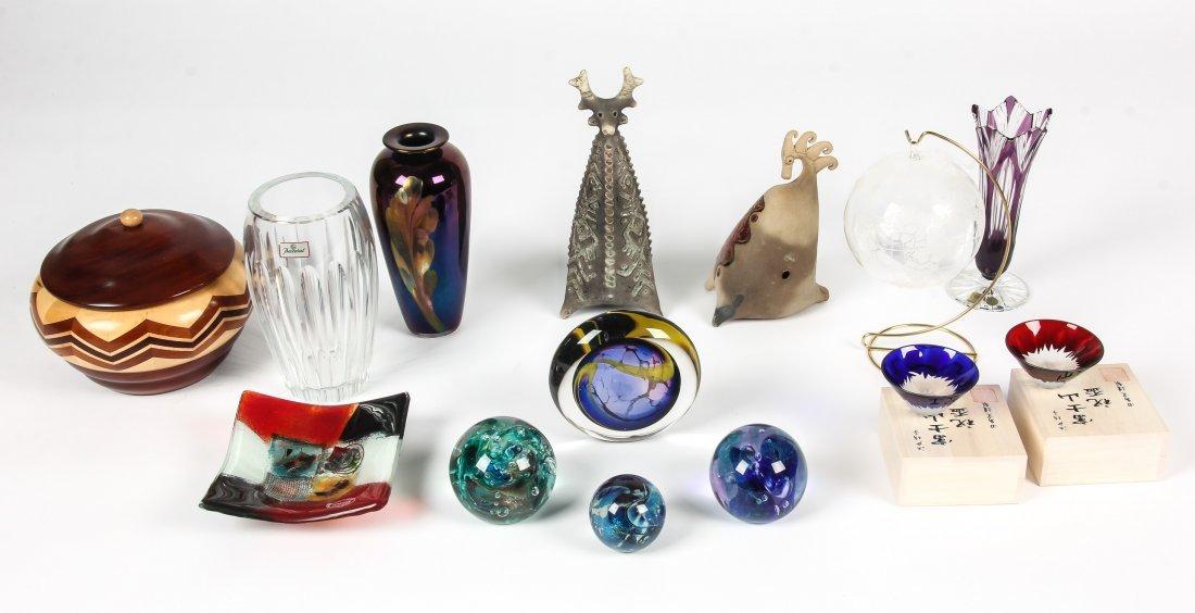 Estate Lot of Decorative Bibelots