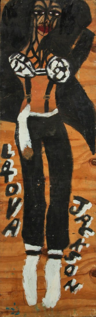 "Chuckie ""Artist Chuckie"" Williams (1957-1999)"