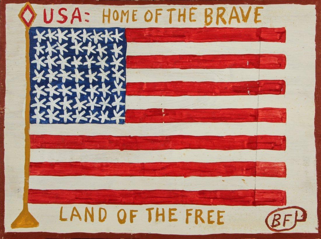 "B.F. Perkins (American, 1904-1993) ""USA: Home of the"