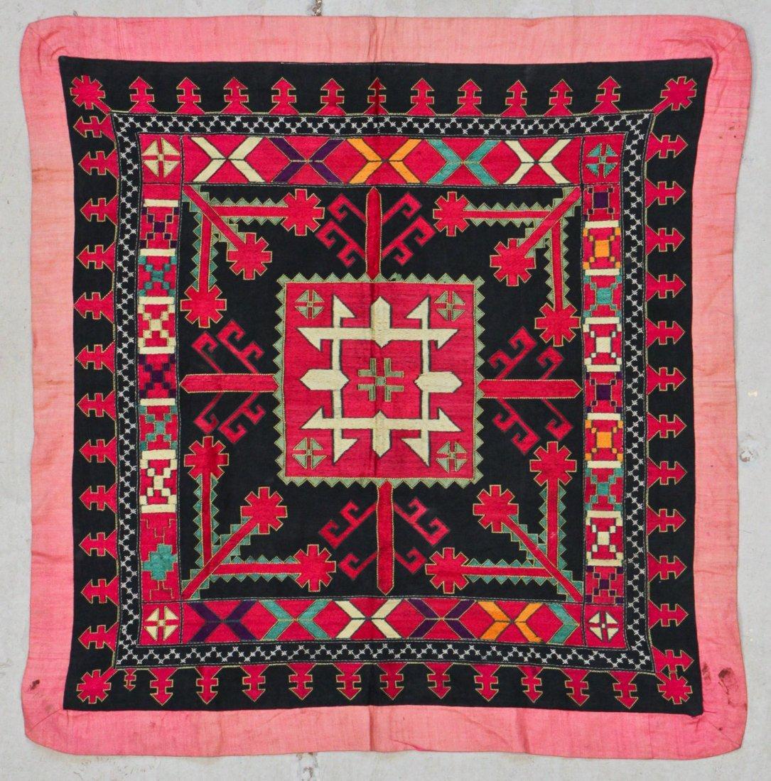 Old Appliqiue Textile, India/Pakistan