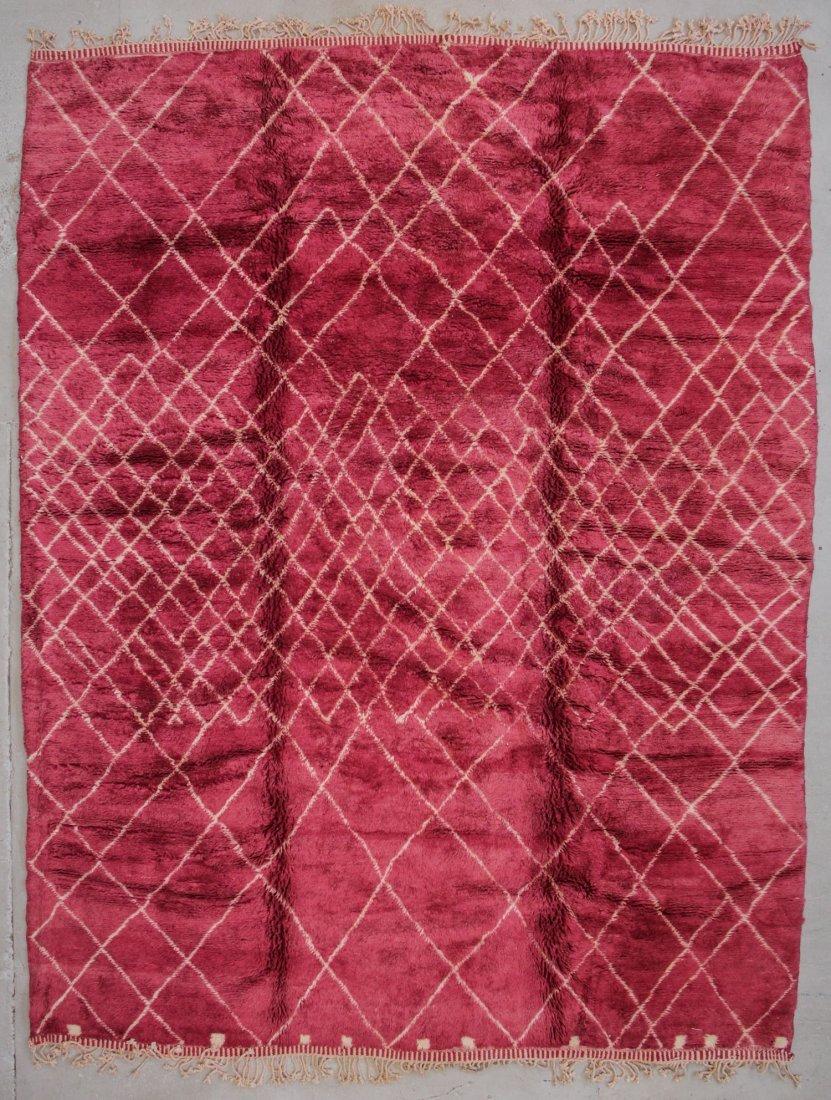 "Large Moroccan Rug: 10'9"" x 14'1"" (328 x 430 cm)"