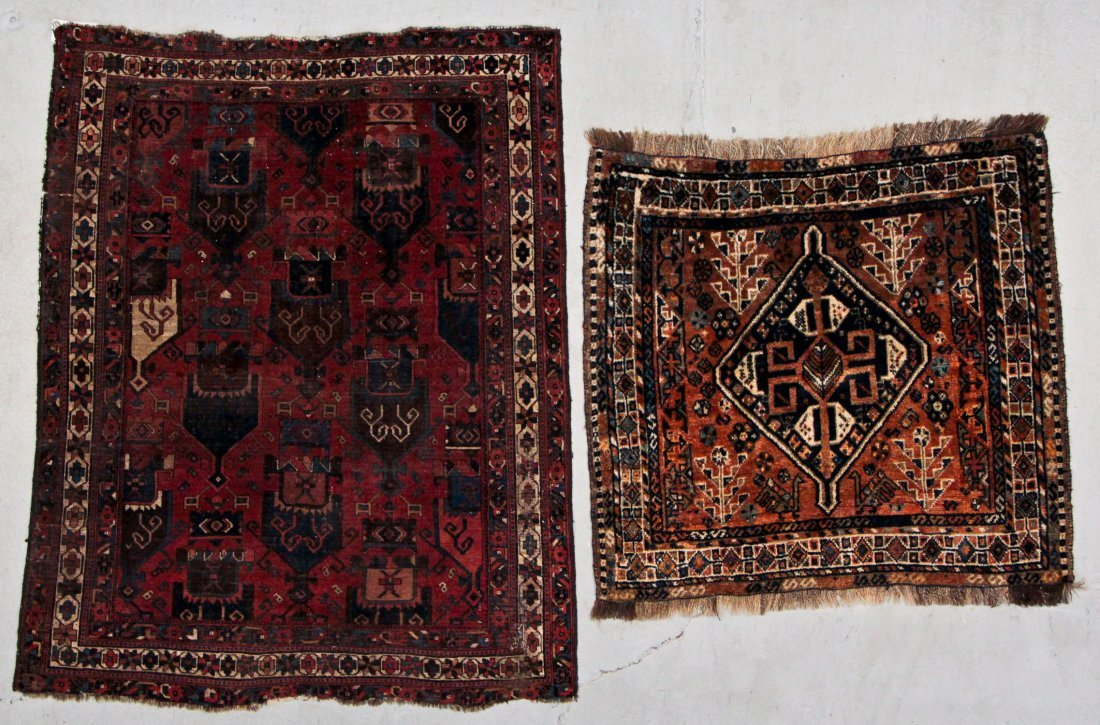 2 Southwest Persian Rugs