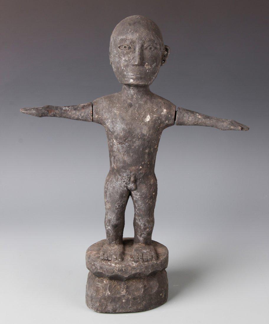Luzon Dancing Bulul Figure