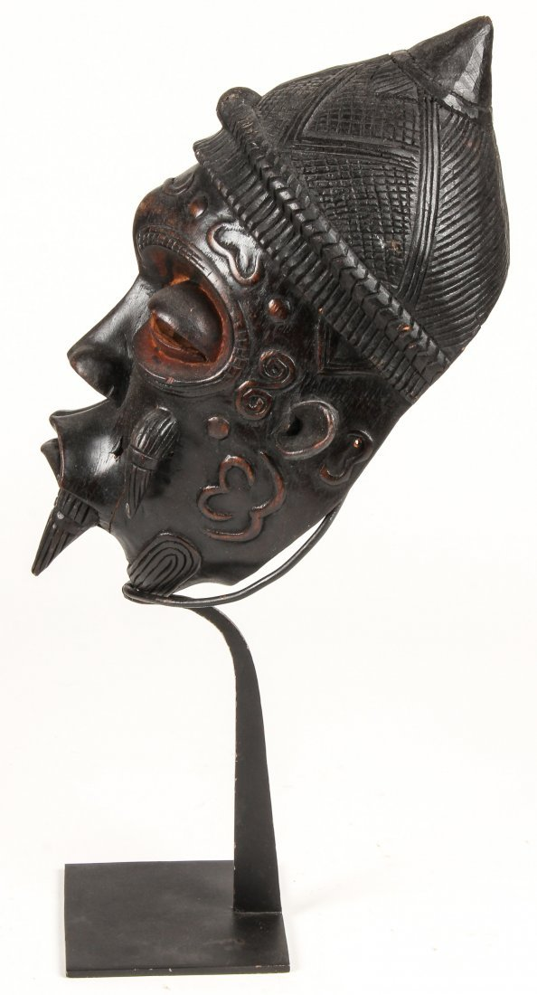 Fine Lulua Mask - 2