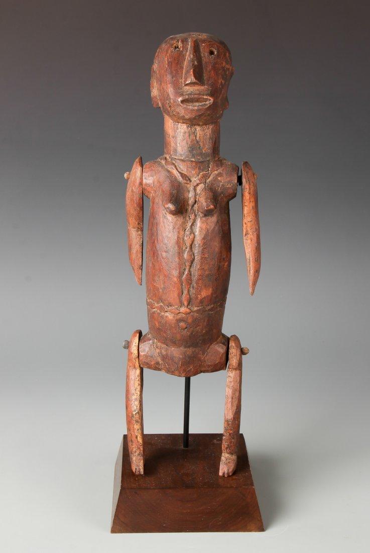 Nyamwezi Puppet
