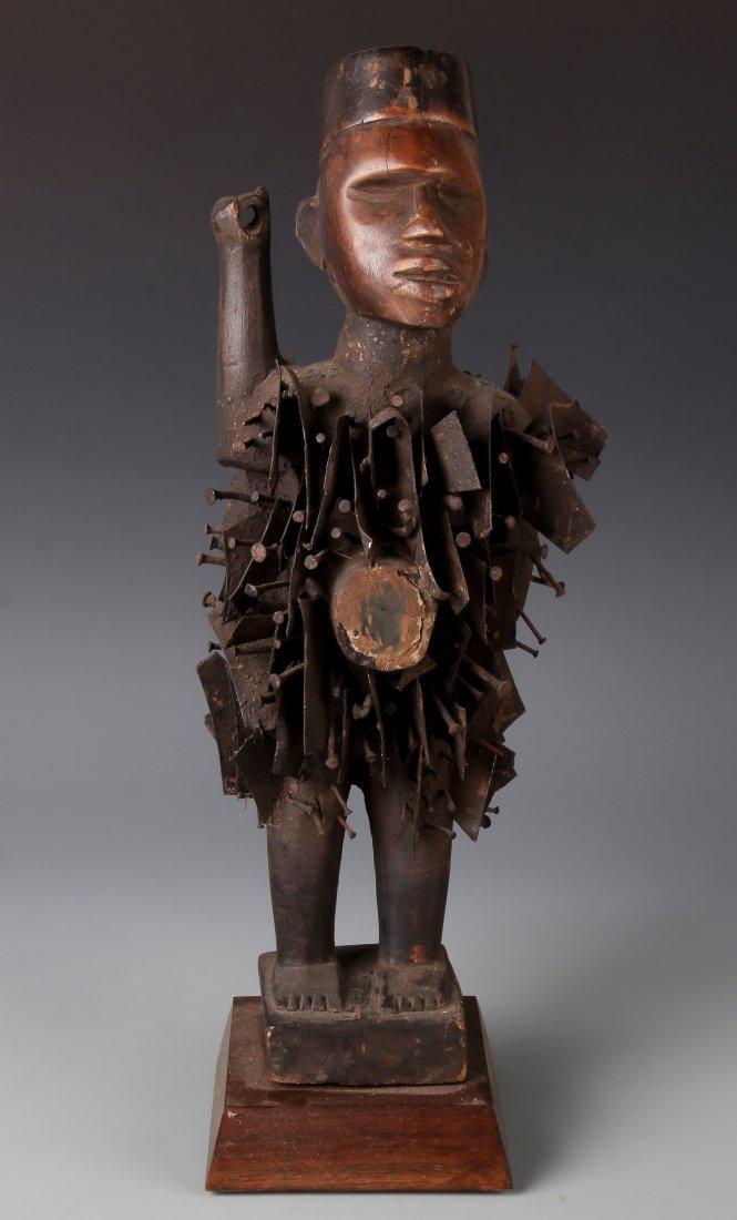 Kongo Power Figure