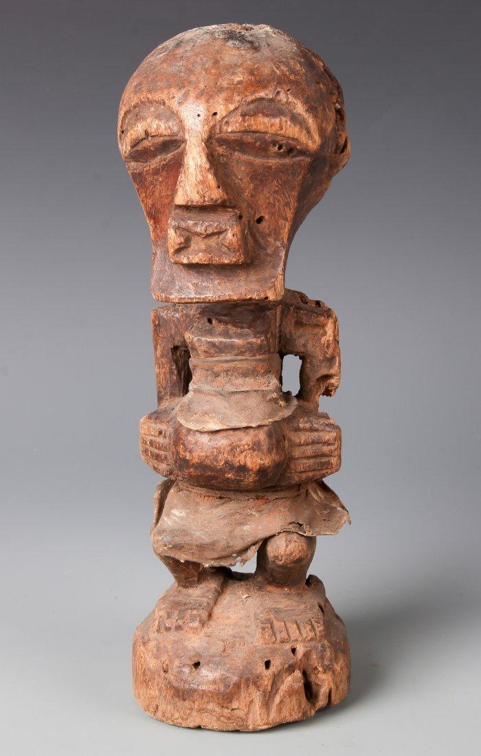 Songye Fetish Figure