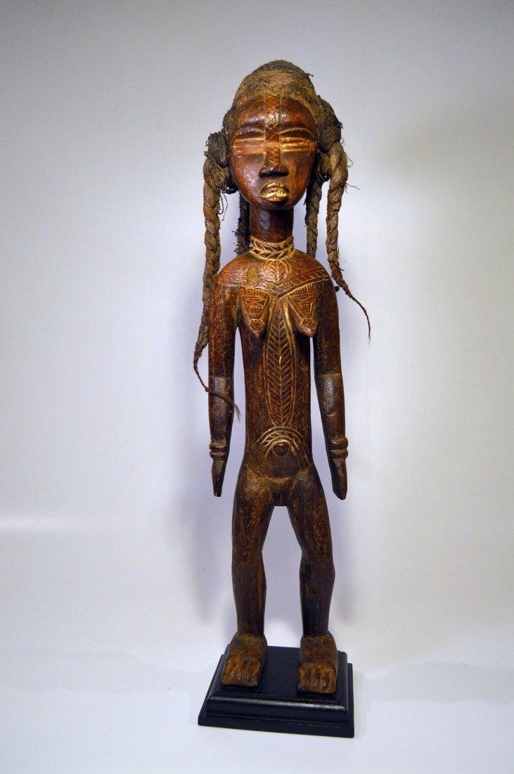 Fine Dan Female Sculpture