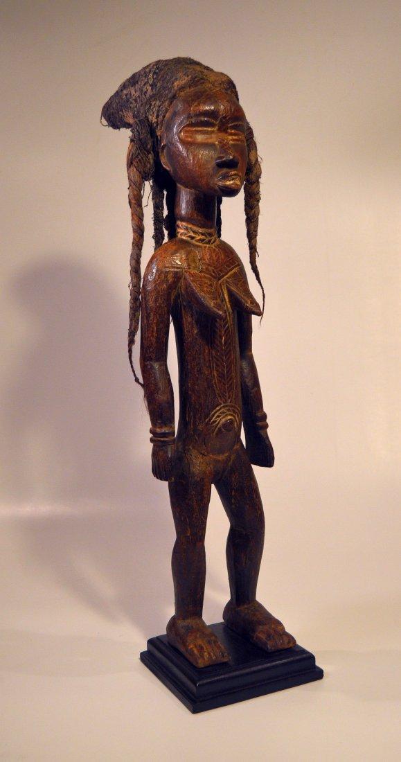Fine Dan Female Sculpture - 5