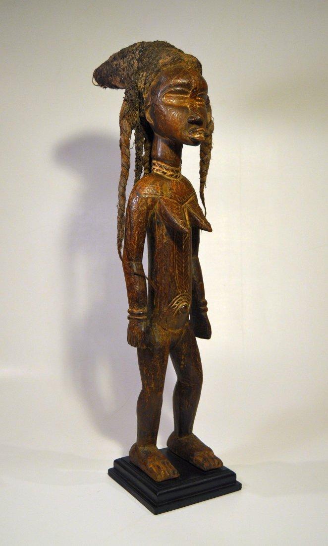 Fine Dan Female Sculpture - 6