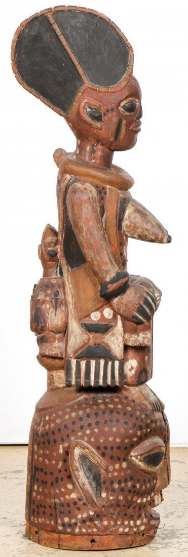 Yoruba Epa Headdress - 2