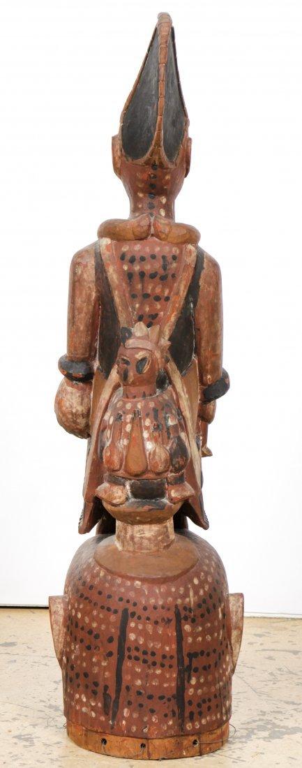 Yoruba Epa Headdress - 3