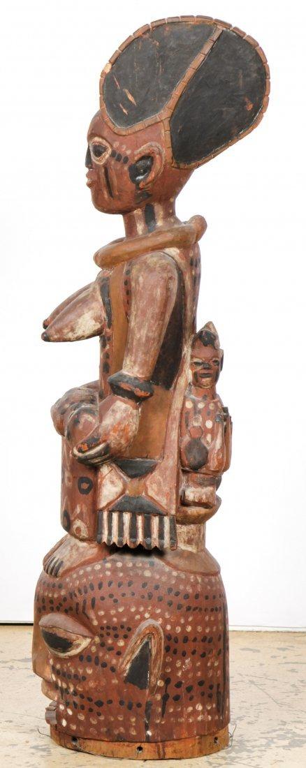 Yoruba Epa Headdress - 4