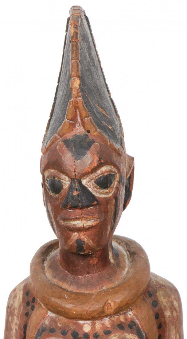 Yoruba Epa Headdress - 5