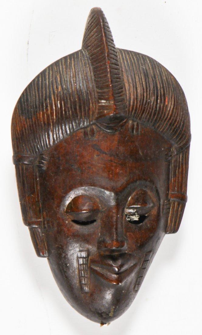 4 African Masks - 3