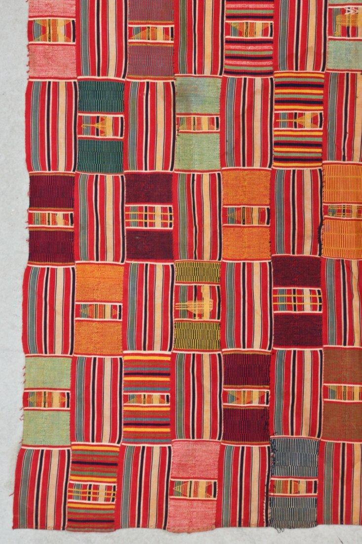 Semi-Antique African Ewe Cloth - 2