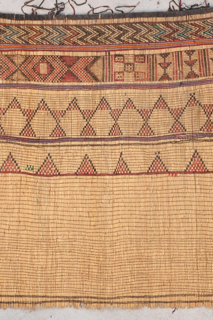 Fine Old Woven Tuareg Tent Surround - 3