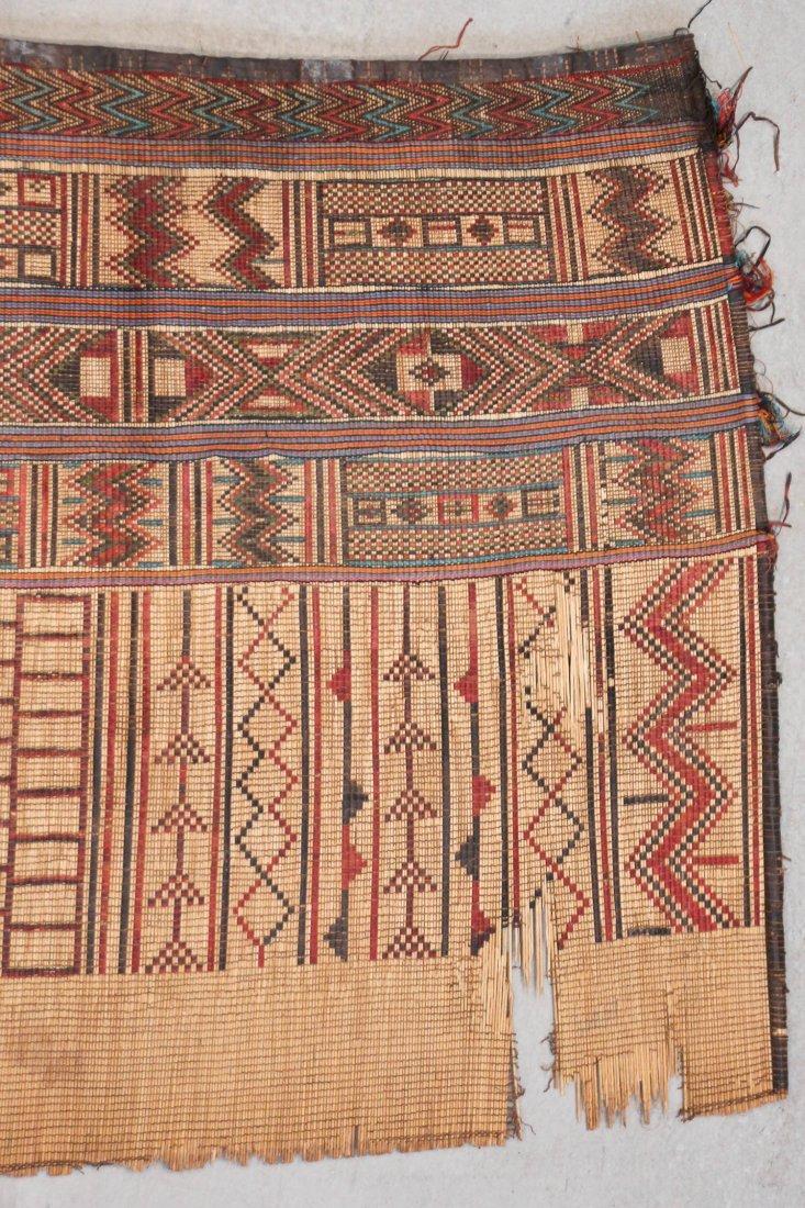 Fine Old Woven Tuareg Tent Surround - 2