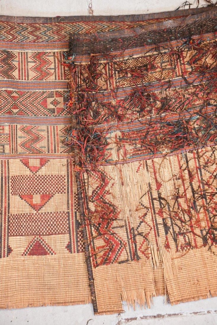 Fine Old Woven Tuareg Tent Surround - 4