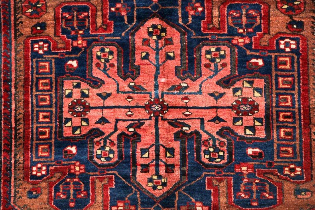 Antique West Persian Rug: 5'2'' x 9'10'' (157 x 300 cm) - 2