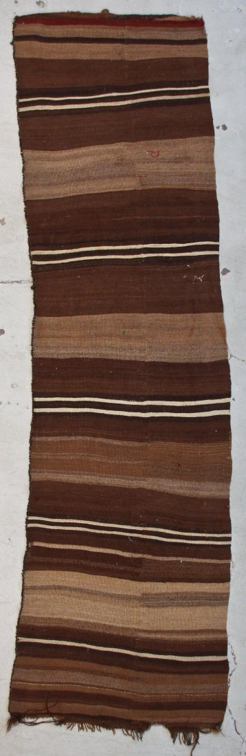 2 Semi-Antique Kurdish Kilims - 3