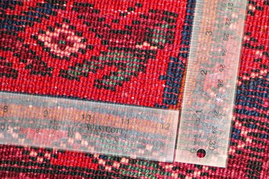 Vintage Central Asian Rug: 4'9'' x 8'4'' (145 x 254 cm) - 6